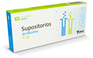SUPOSITORIOS 3,5g ADULTO